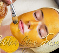 Golden Glow Facial