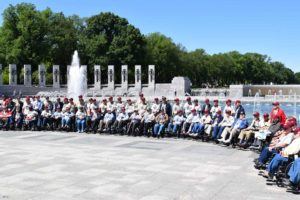 Central Illinois Honor Flight - 2017